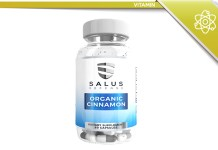Salus Defense Organic Cinnamon