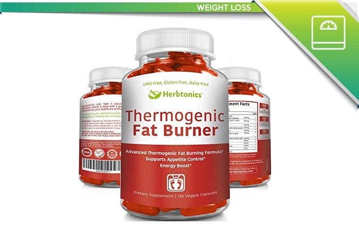 Herbtonics Thermogenic Fat Burner