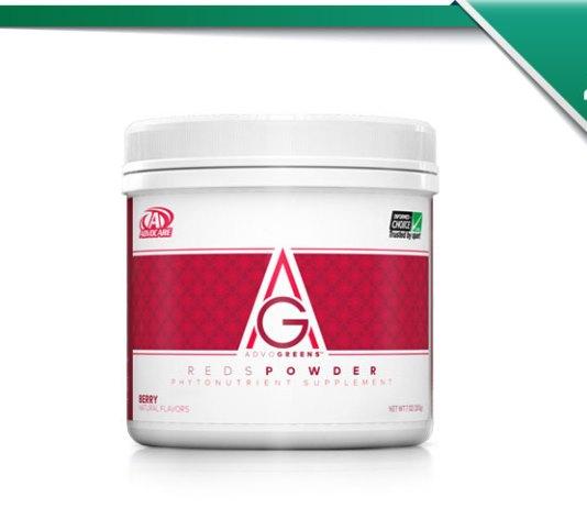 AdvoCare AdvoGreens Reds Powder