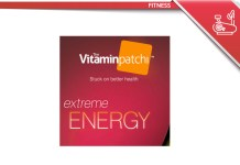 Elevacity Vitamin Patch Extreme Energy