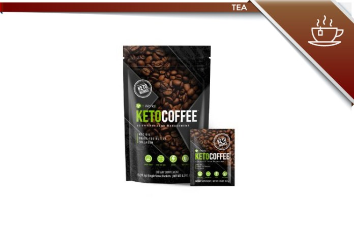 It Works! Keto Coffee
