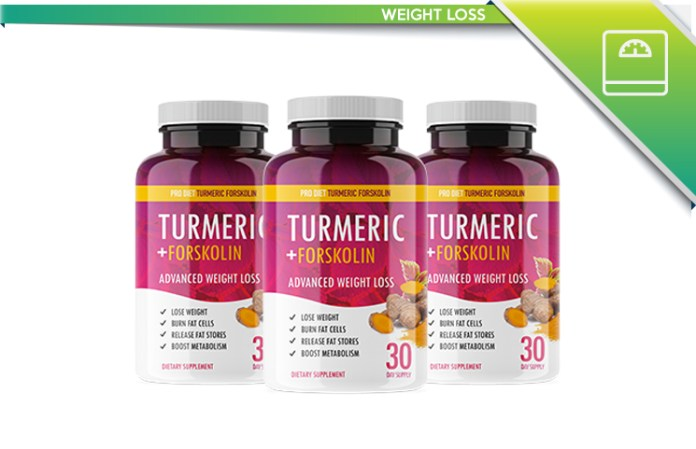pro diet turmeric forskolin