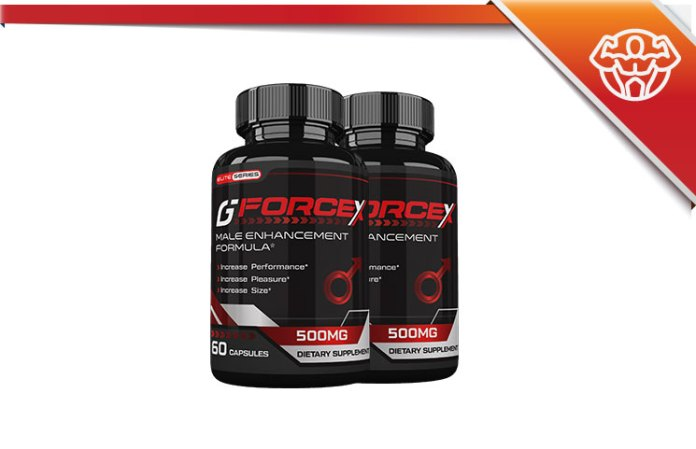 G-ForceX Male Enhancement
