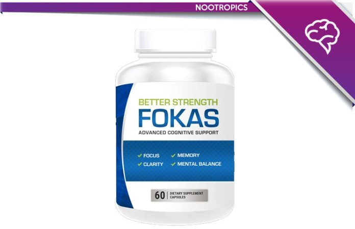 Fokas Advanced Cognitive Support