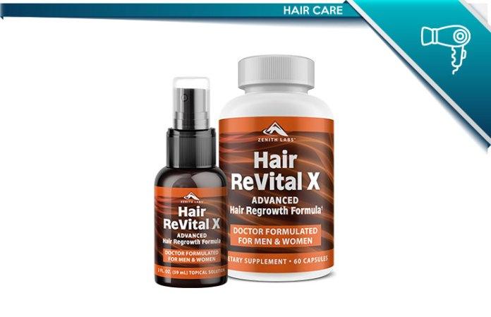 Zenith Labs Hair ReVital X