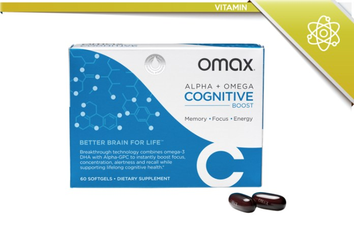 Omax Cognitive Boost Review: Alpha + Omega Nootropic Brain