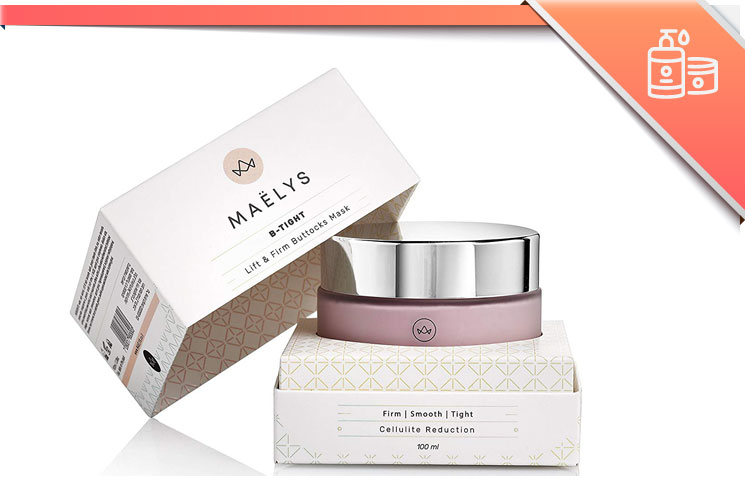 Maelys B-Tight Review: Lifting and Firming Butt Mask Reduces Cellulite?