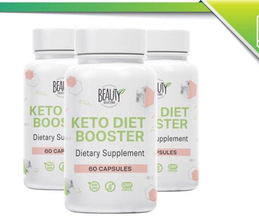 Keto Diet Booster