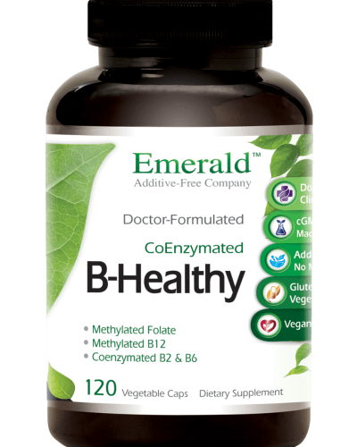 Emerald B-Healthy (120) Bottle