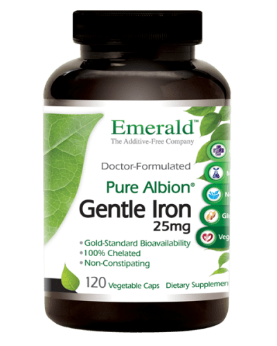 Emerald Gentle Iron (120) Bottle