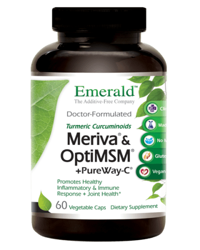 Emerald Meriva OptiMSM (60) Bottle