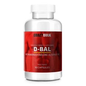 D-Bal from CrazyBulk