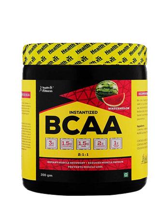 Healthvit Fitness BCAA 6000