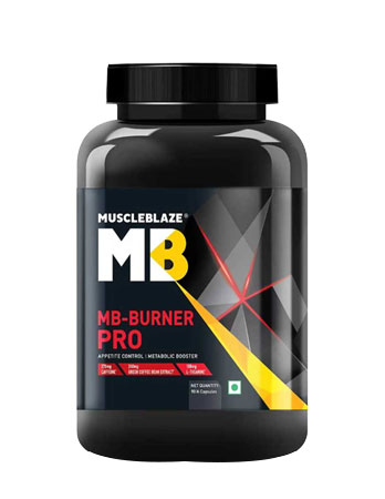 MuscleBlaze Fat Burner PRO review