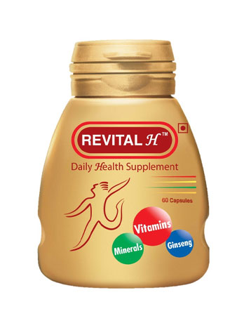 Revital-multivitamin