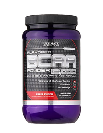Ultimate Nutrition BCAA 12000 Review