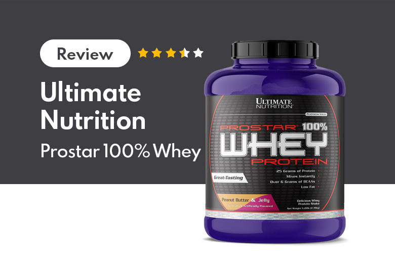 Ultimate Nutrition whey protein review: A quality protein to build & recovery