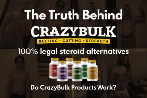 CrazyBulk Review: The Truth Behind 100% Legal Steroid Alternatives