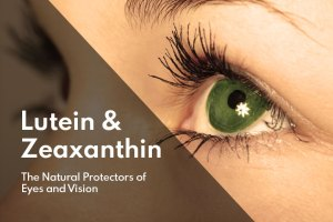 Lutein and Zeaxanthin, The Natural Protectors of Eyes and Vision