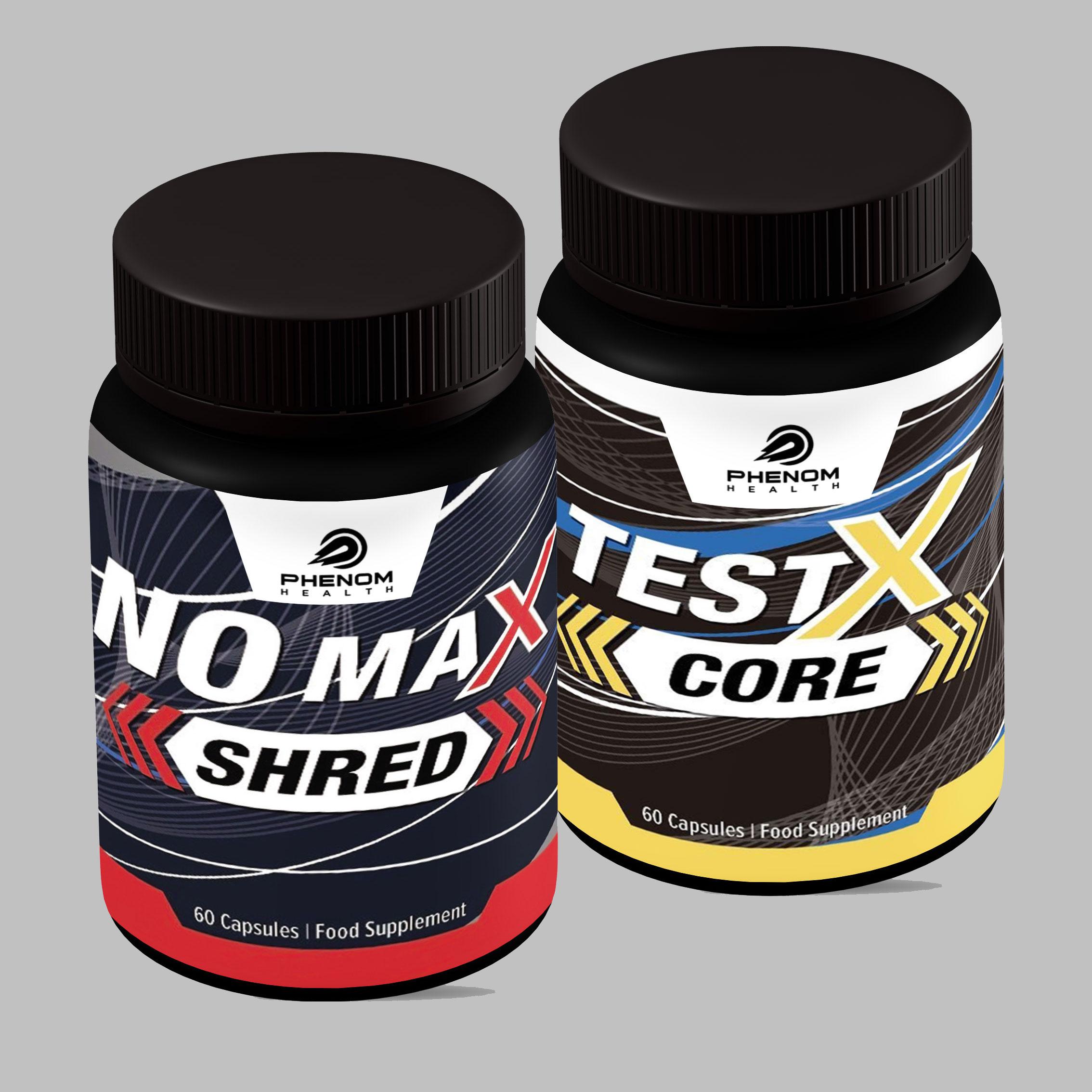 TEST X CORE NO MAX