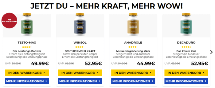 anabole steroide online Stanol 10 mg