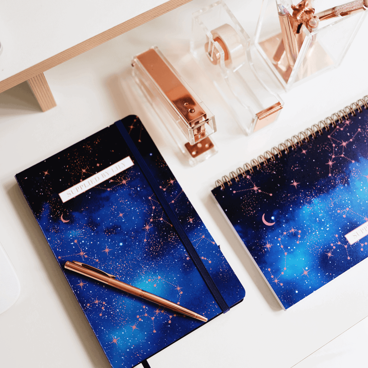 Classic Notebook in Luxurious Astrology (Limited Edition)