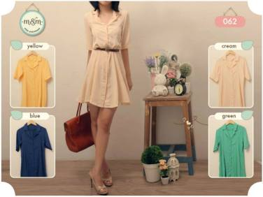 062 twiscone +FREE belt @62 - fit to M