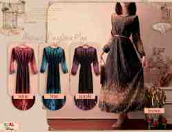 abstract longsleeve maxi @76 - twiscone - fit to L