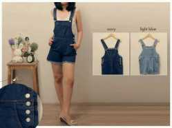 LL0079 jeans @90 - seri3pcs Rp251rb - fit to L