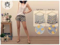 8726 @ 50rb, bahan soft denim import, ukuran fit to L, seri 4 170 rb(2 warna)