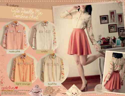 Cute Mix Combine - ecer@58rb - seri4w 208rb - twistcone