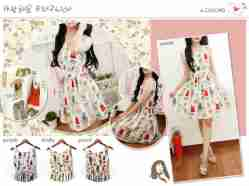Vintage H&M Dress - ecer@69 - seri4w 252rb - bahan Twiscone + furing pinggang karet - fit to L