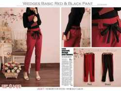Basir R&B Pants - ecer@67 - seri4pcs 244rb - bhn wedges - fit to L besar