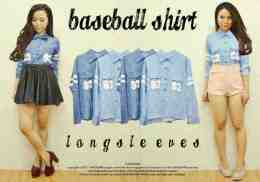 561 (2wrn) - ecer@59 - seri4pcs 212rb - katun chambray - fit to L