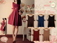 SJ111 - ecer@84rb - seri6w 474rb - wedges cordova + lengan twistcone - fit to L
