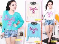 Barbie Newyork Scallop - ecer@42rb - seri3w 108rb - cotton - fit to L