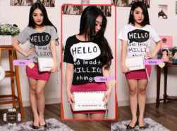 Hello Tee - ecer@40rb - seri3w 105rb - kaso - fit t