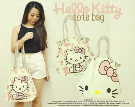 Hello Kitty - ecer@57rb - seri3pcs 159rb - jeans