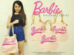 BARBIE Baseball-jeans asli - ecer@35rb