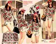Minnie Mouse Comfy Sweater - ecer@56 - seri4pcs 204rb - wedges halus - fit to L