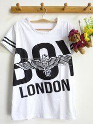 Big Boy London Tee (white) - ecer@45rb - seri4pcs(2warna) 160rb - kaos - fit to L