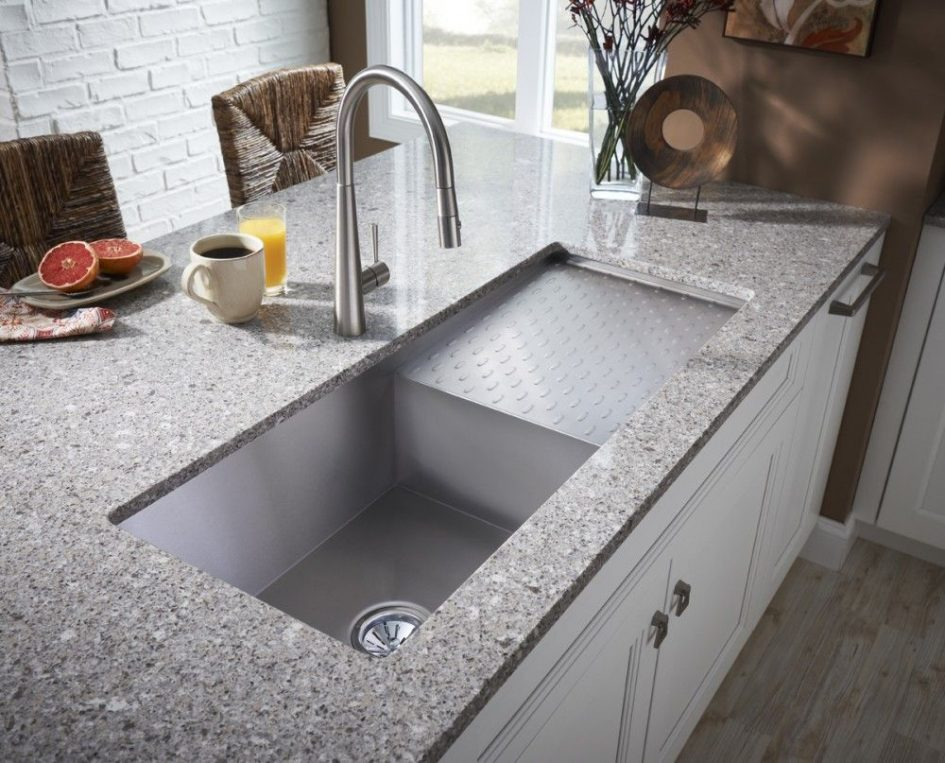 the 6 different types of kitchen sink