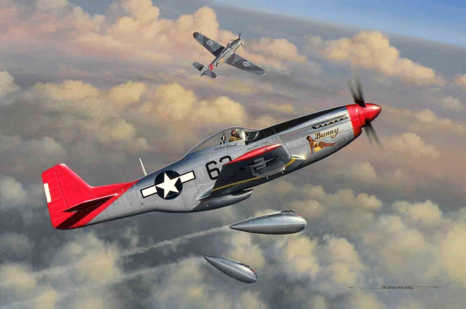 Tuskegee escort airmen turn back