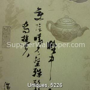 Uniques, 5226