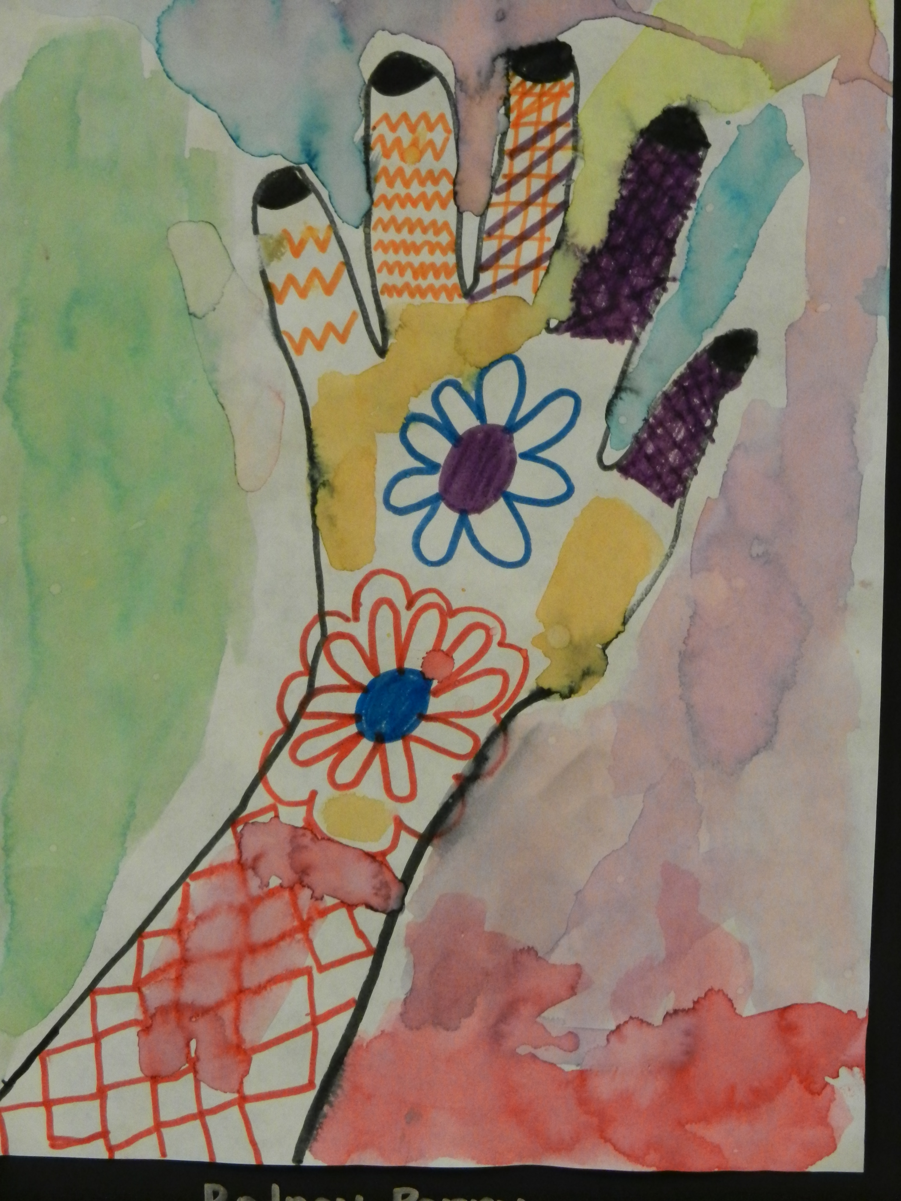 The Smartteacher Resource Henna Hand Linked To The Book