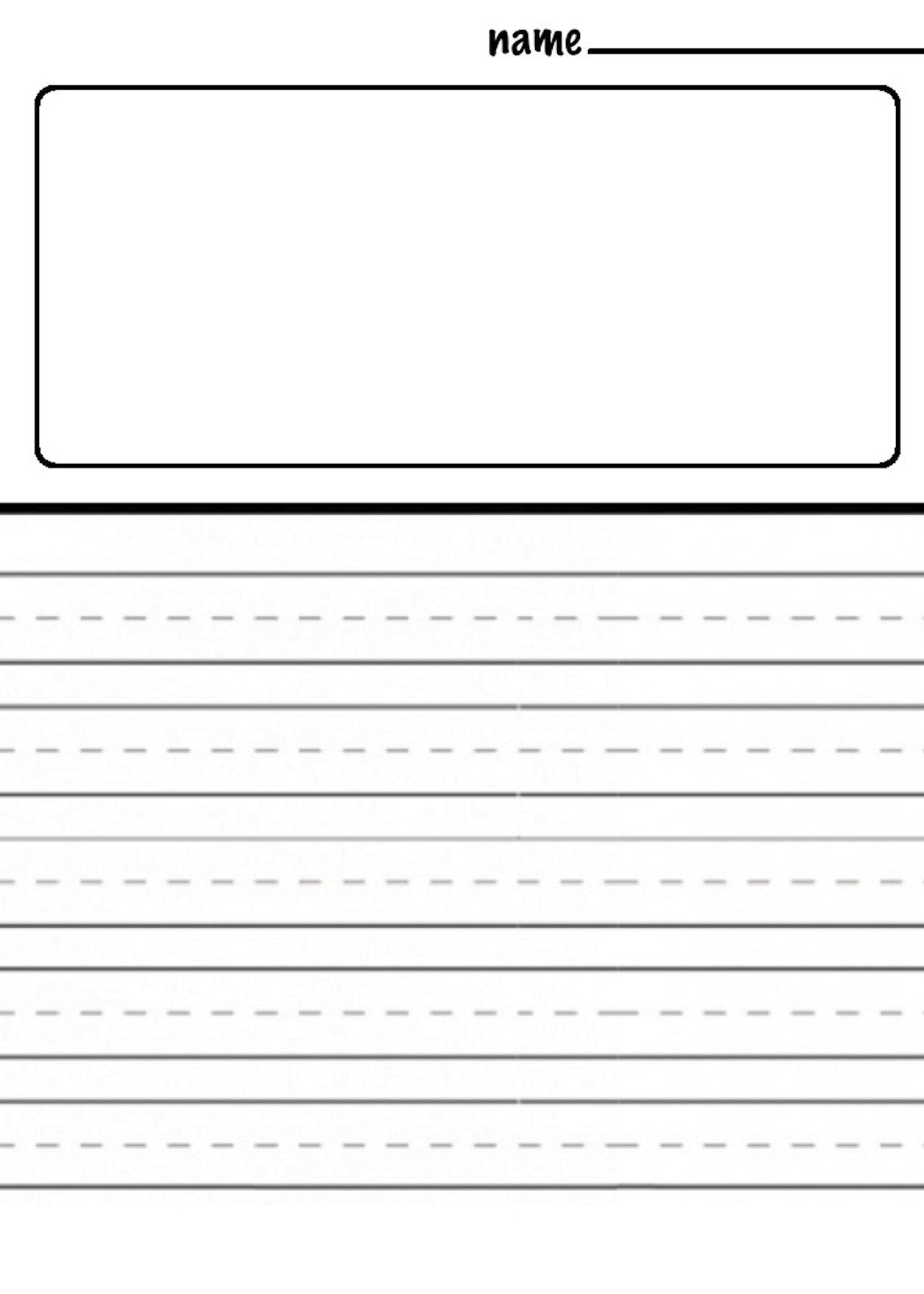 The Smartteacher Resource Drawing Amp Journaling Templates