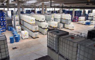 Chemical Storage 2