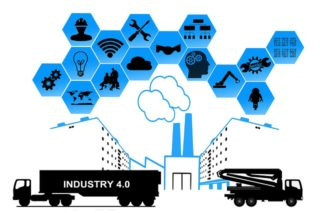 Industry 4.0 - Smart Manufacturing of the Future (Infographic)