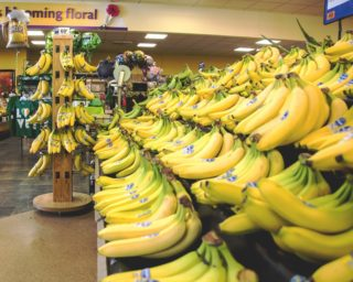 The Journey of One Banana!  A Supply Chain in Motion!  (Infographic)