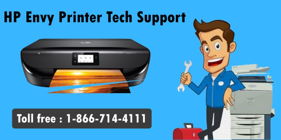 HP Envy Printer Stopped Working